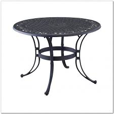 Patio Table With Umbrella Hole Furniture Appealing Patio Table With Umbrella Hole For Outdoor