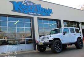 jeep jku 35s 2013 jeep wrangler u2026 krazy house customs