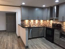 Bright White Kitchen Cabinets Maple Wood Bright White Yardley Door 42 Inch Kitchen Cabinets