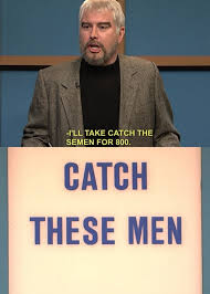 Suck It Trebek Meme - 10 iconic misreadings of snl celebrity jeopardy categories snl