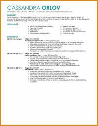 generic resume summary generic resume dalarcon com resume receptionist msbiodiesel