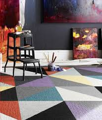 flor carpet tiles bring modular flooring home