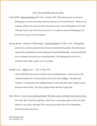 9 annotated bibliography mla format example bibliography format