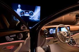 future mercedes interior interior design of the future e class