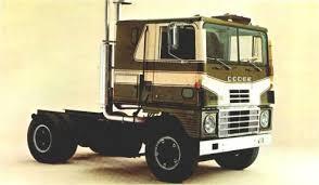 dodge semi trucks l series