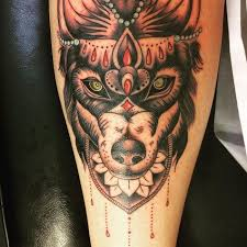 18 best simple wolf tattoos for images on wolf