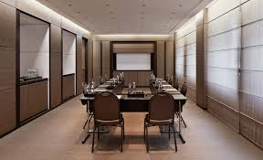 multi function meeting room armani hotel milano