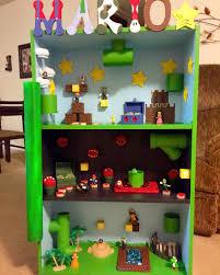 Super Mario Bedroom Decor Super Mario Bean Bag Chair Bros Furniture Car Decals Il