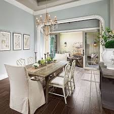 Dining Room Colors Dining Room Paint Colors Modern Silver Strand Sherwin Williams