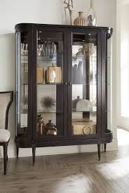 White Oak Veneer Door A R T Furniture U0027s Greenpoint Collection Curio China Crafted Of