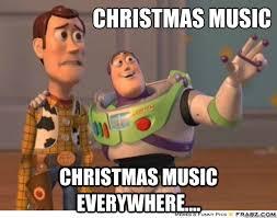 Christian Christmas Memes - surprising idea christmas music meme before thanksgiving classical