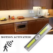 stick up led lights wireless instant stick up motion activated cob led under inside