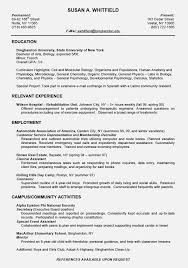 Psychology Resume Sample by Graduate Resume Template Sample College Student Resume Pdf Free