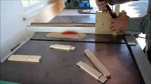 Make Raised Panel Cabinet Doors Make A Raised Panel Door Using Only A Table Saw