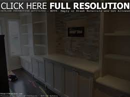 living charming black white wood modern design contemporary tv