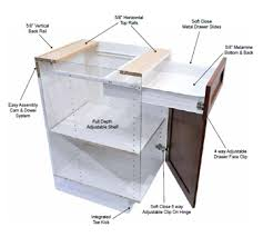 kitchen cabinet assembly how to assemble rta cabinets functionalities net