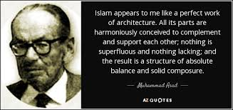 muhammad asad the message of the quran top 22 quotes by muhammad asad a z quotes