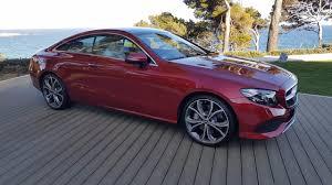 mercedes coupe review review 2018 mercedes e class coupe luxurycarmagazine en