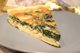 cuisiner epinard frais tarte au saumon fumé et épinards frais pour ceux qui aiment cuisiner