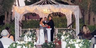 wedding arch las vegas wedding chapel at park weddings get prices for wedding venues