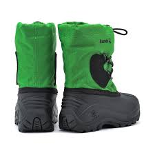 kamik southpole 3 men u0027s snow boots in green in green for men lyst