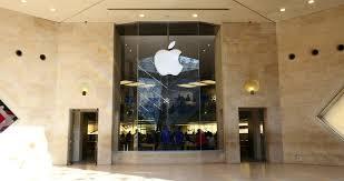 paris apple store paris france april 7 2015 apple store as of 2014 apple