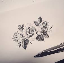 tattoo flower drawings tattoo flower drawing at getdrawings com free for personal use