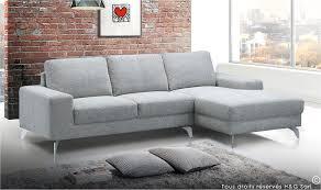 canapes gris canape angle gris intérieur déco