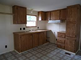 Mobile Home Kitchen Design Mobile Home Kitchen Cabinets Remodel Monsterlune
