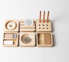 Wood Desk Accessories And Organizers Motivationsschub Die 10 Schönsten Arbeitsplatz Essentials Tofu