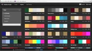 Color Sheme Choosing A Color Scheme For Your Icons