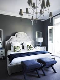 dark blue bedrooms great white and dark blue color ideas on