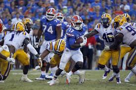 lsu vs florida spread shifted weirdly and then the gators