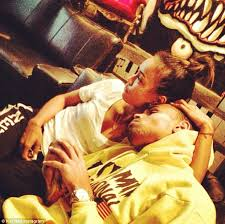 chris brown fuels speculation he s back with on