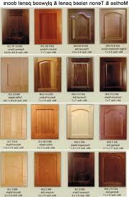 Kitchen Cabinet Door Styles Different Types Of Kitchen Cabinets Contemporary Cabinet Door