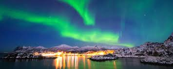 northern lights viewing holidays to senja