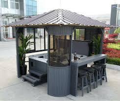 cheap gazebo for sale outdoor patio brown gazebo canopy wonderful outside gazebo tub