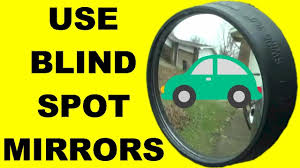 Blind Corner Mirror How To Use Blind Spot Mirrors To Increase Driver Safety Safe
