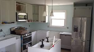 installing a kitchen island countertops kitchen island installation installing cabinets redo
