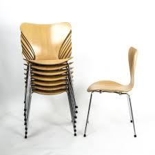 fritz hansen series 7 3107 u0027butterfly chair u0027 by arne jacobsen