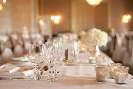 mercury tea light holders real wedding mercury silver glass decorations details