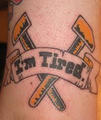 tool tattoos true diy dedication