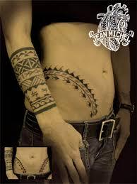 tatouage polynesien polynesian tattoo samoa