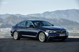 bmw 5 series of the 2017 bmw 5 series