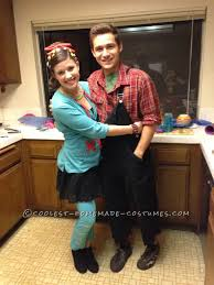 cheap couples costumes and cheap wreck it ralph costume costumes couples