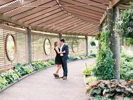 St Louis Botanical Garden Wedding And Michael S Olio And Missouri Botanical Gardens Engagement