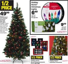 artificial christmas tree black friday fred meyer black friday ad 2015
