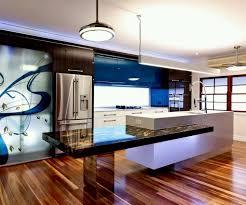 Modern Kitchen Decor Pictures Kitchen Kitchen Cabinets Modern Two Tone Black White Island