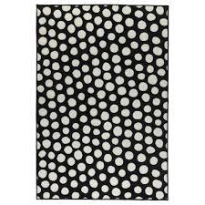 black and white round rug round designs