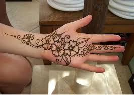 stylish floral mehndi designs floral henna designs